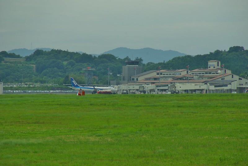 岡山空港へ(再び) #2