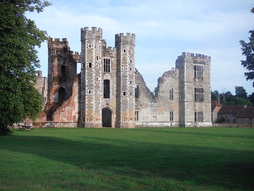Cowdray Castle