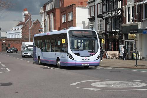 First Hamsphire & Dorset 47588 SN14ECF