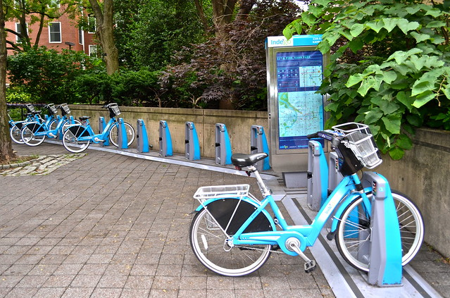indego bike share philadelphia