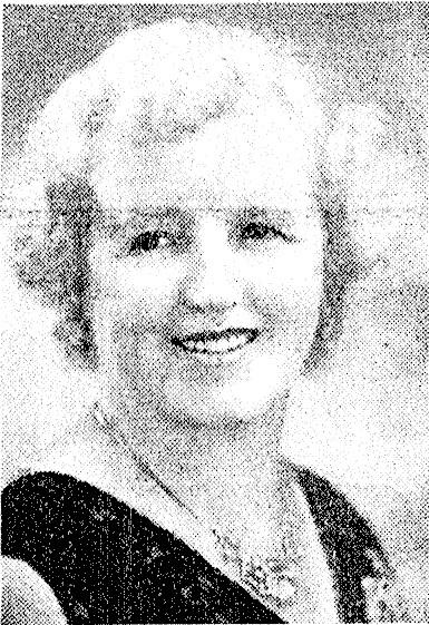Mary Dorothy LATCHMORE