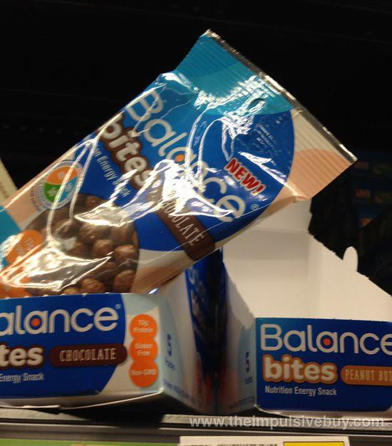 Balance Bites (Chocolate and Peanut Butter)