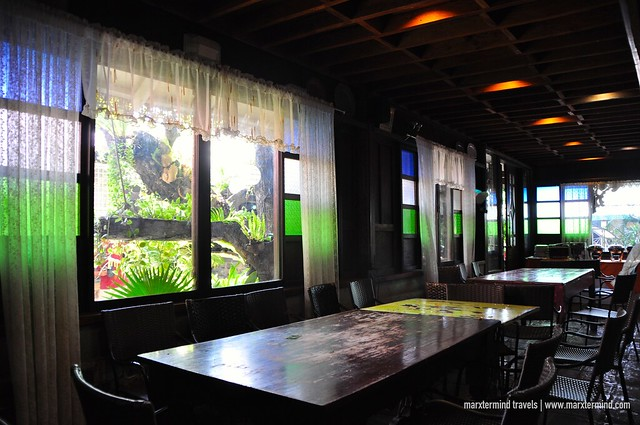 Dine in Area at Hapag Vicenticos Cabanatuan City