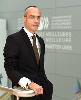 Rupert Schlegemilch, Ambassador of the European Union to the OECD