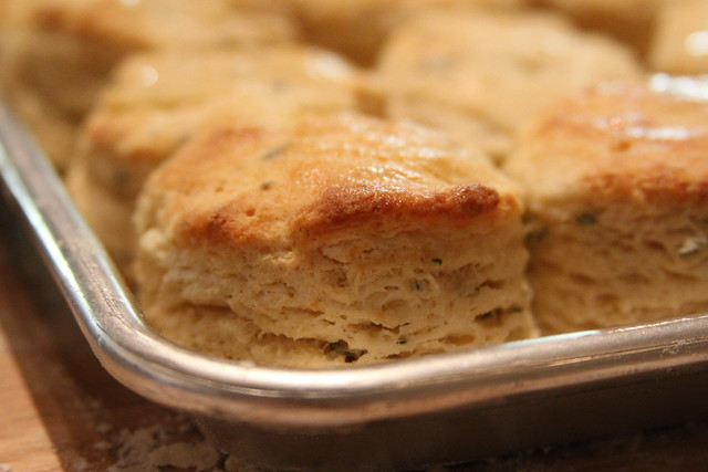 Heavenly Biscuits