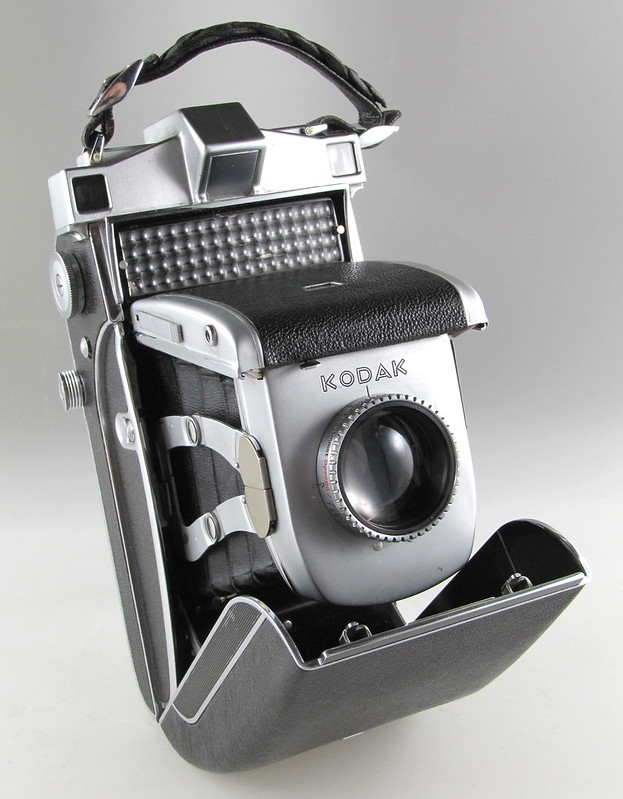 Super Kodak Six-20 Camera