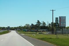 TX31 East - TX274 + FM764 Signs
