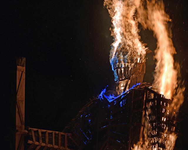 Kiwi Burn