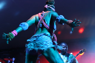 Femi Kuti & The Positive Force at WOMADelaide 2014