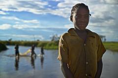 Zambian little girl, Limulunga, Barotseland, Zambia