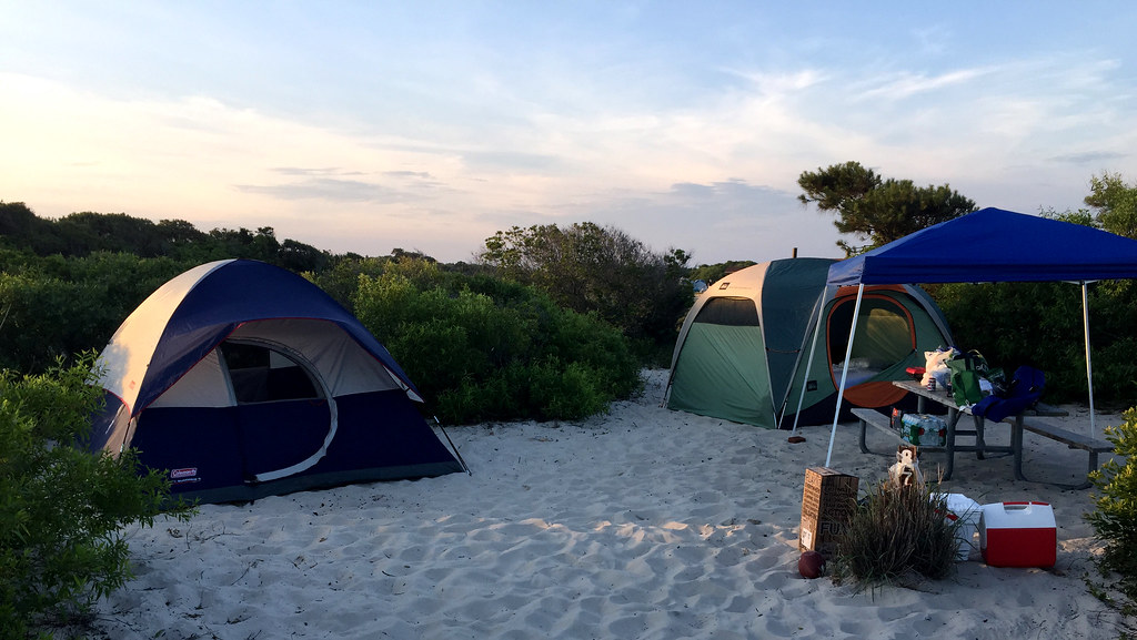 Assateague Camping 2015