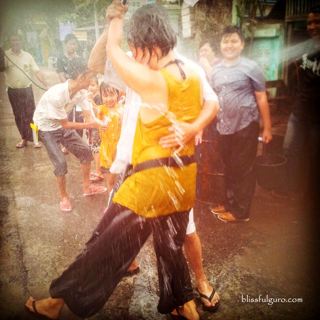 Water Festival Bagan Myanmar