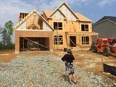 Weekly Inspection Walks for Homes Under Construction