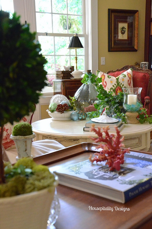 Faux Coral-Housepitality Designs