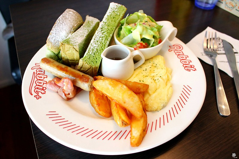 兔子兔子美式餐廳板橋府中店 (8)