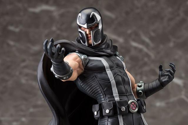 壽屋 ARTFX+ 系列【萬磁王】MARVEL NOW! Magneto 1/10 比例 全身雕像