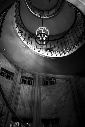 Stairway, Passage Vivienne, bis