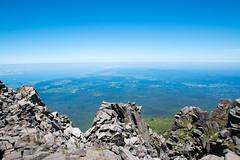 鳥海山山頂