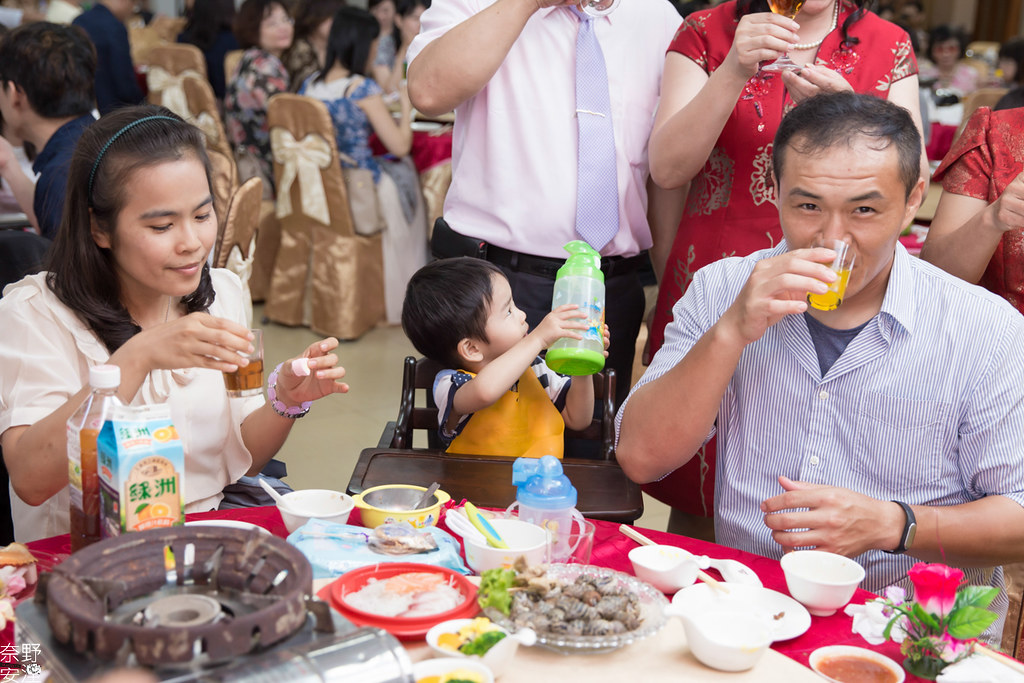 婚禮紀錄-高雄-展誠&鳳綿-文定午宴 X 吉喜海鮮餐廳 (75)