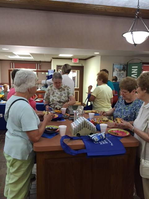 North Shore Bank's Pulaski Branch Picnic & Open House