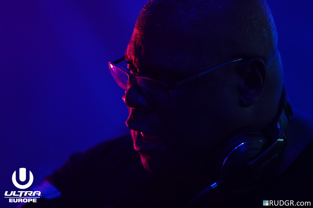Carl Cox @ Ultra Europe 2015