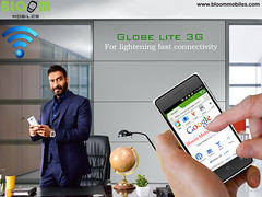 Globe Lite 3G From Bloom For Lightning Fast Connectivity