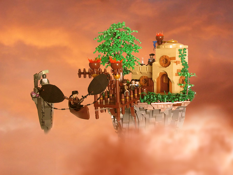 Isles of Aura - The Sky-boy