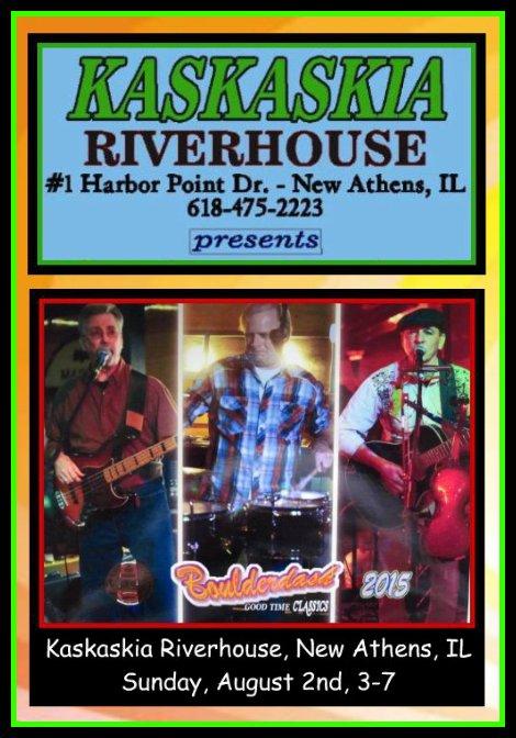 Kaskaskia Riverhouse 8-2-15