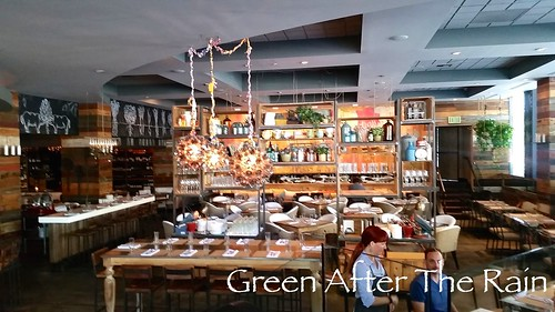 cucina urbana bankers hill, san diego ca | green after the rain - Cucina Urbana