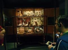Doll house, Rijksmuseum #throughglass