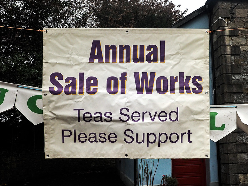 Annual Sale of Works
