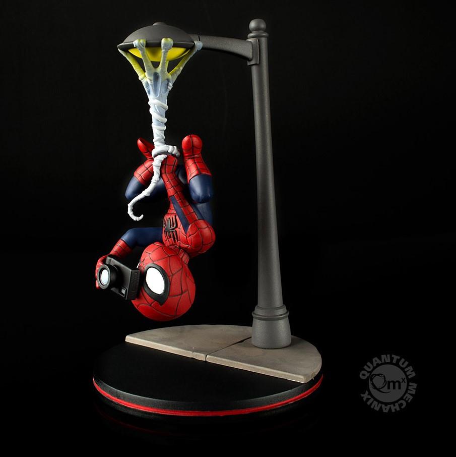 彼得.帕克先生,你到底在偷拍啥?!Quantum Mechanix Q-Fig【蜘蛛人】Spider-Man