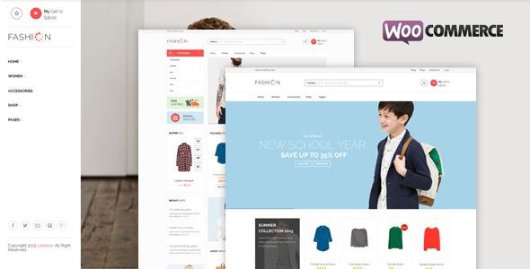 Themeforest Fashion Store v1.0 - Responsive WooCommerce Theme