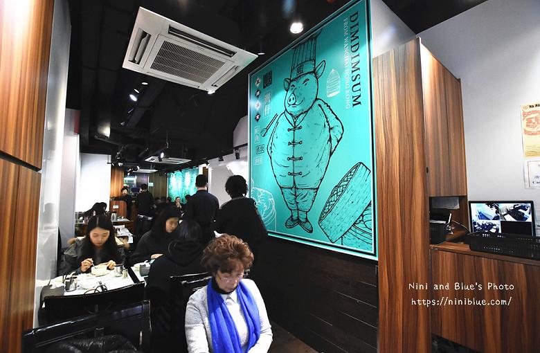 香港港式飲茶餐廳點點心04