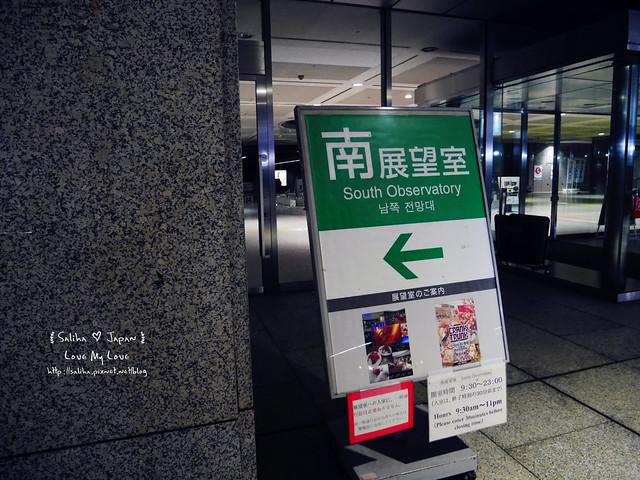 日本東京免費夜景景點