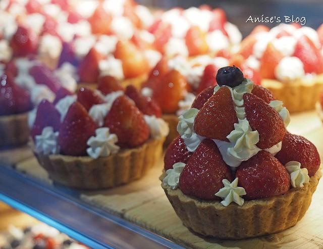bonnie sugar 台北草莓蛋糕 008