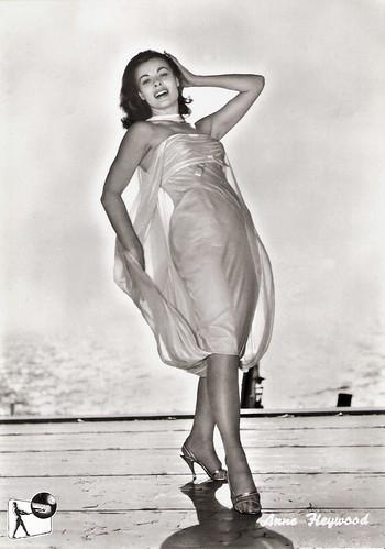 Anne Heywood in Floods of Fear (1958)