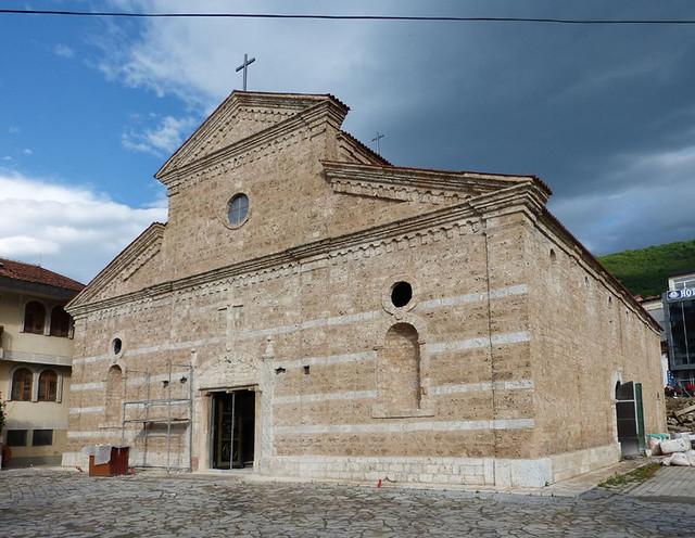 Prizren, Miasszonyunk katolikus székesegyház
