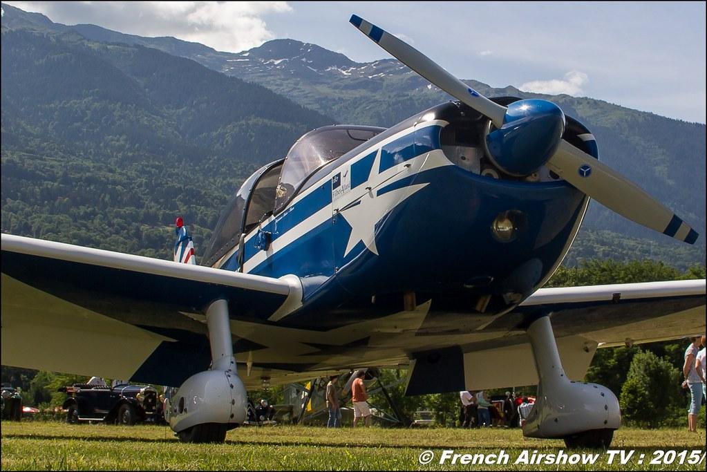 Captens Team, Fête aerienne Albertville 2015, Meeting Aerien 2015