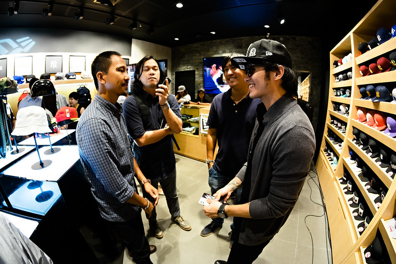 kean cipriano and friends