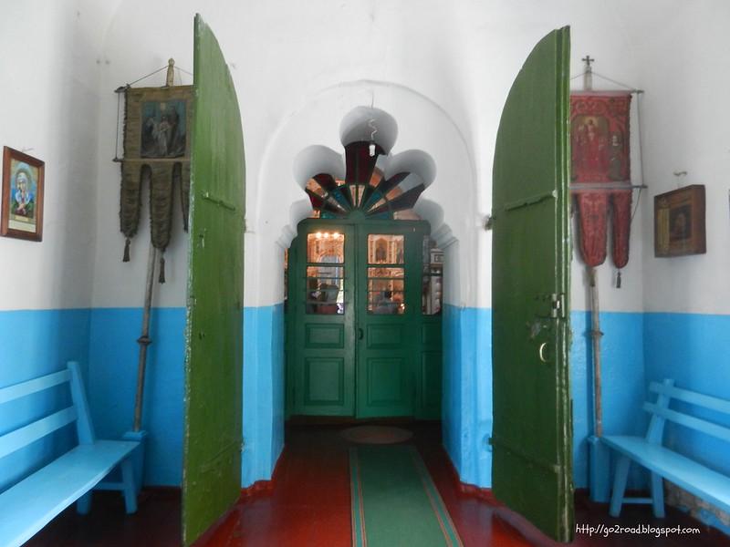 Успенский собор. Новгород-Северский.