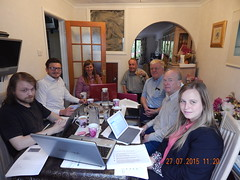 SEO Digital Skills Workshop yesterday part of Cardiff Open Coffee > Hero Business Club​ benefits