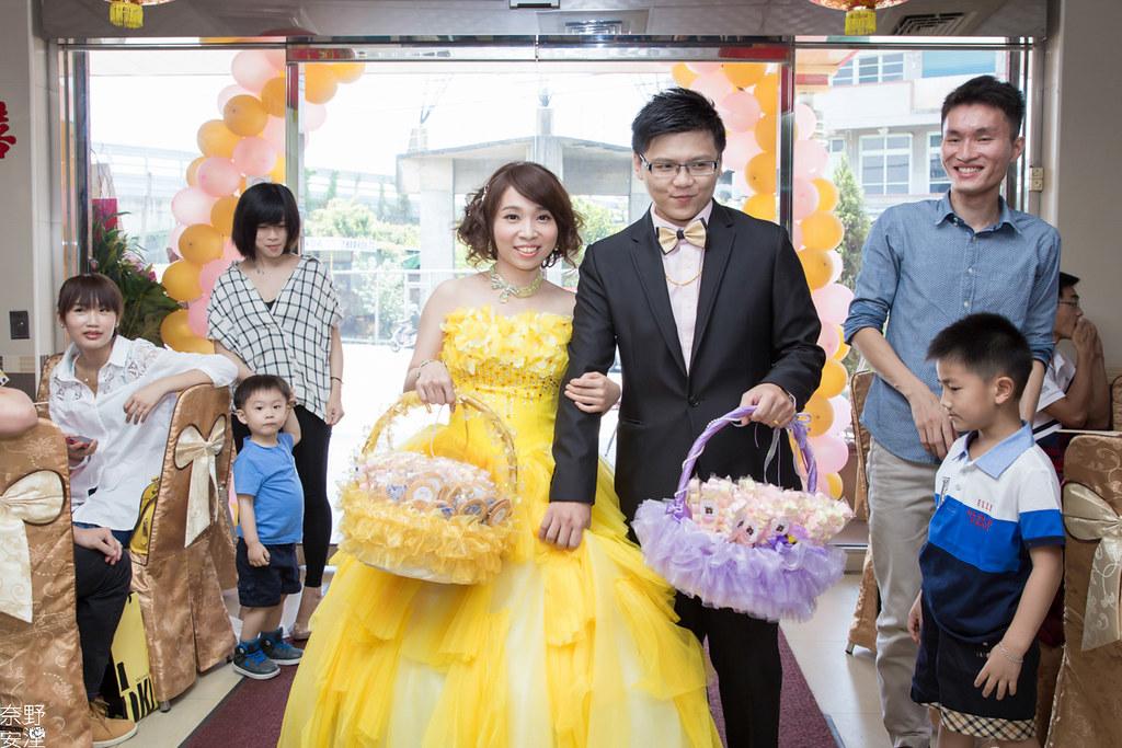 婚禮紀錄-高雄-展誠&鳳綿-文定午宴 X 吉喜海鮮餐廳 (63)