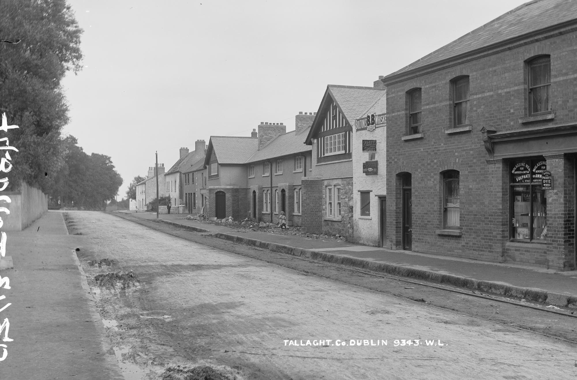 General View, Tallaght, Co. Dublin