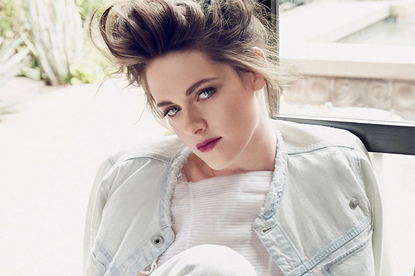 Kristen Stewart by Tesh for Marie Claire, August 2015