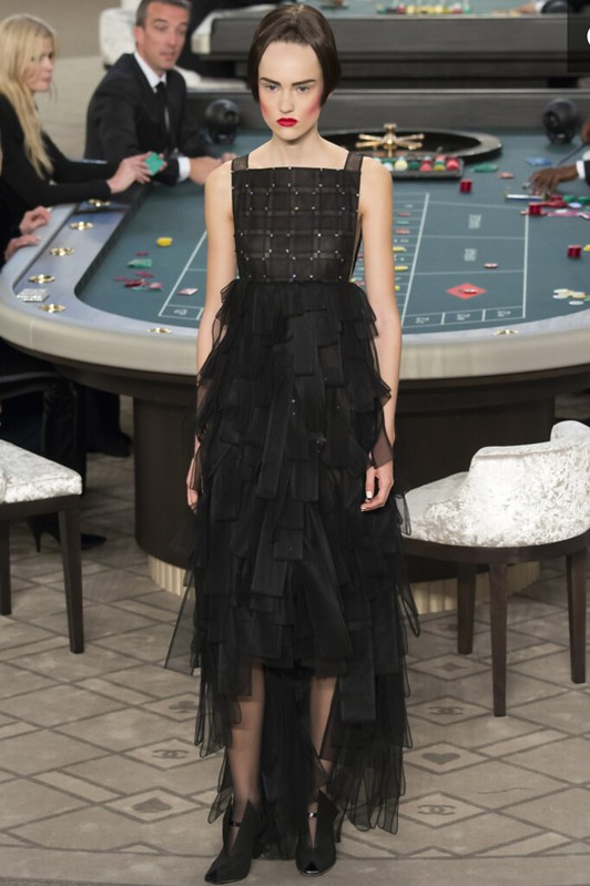 Little Black Dress-Chanel-Couture-2015-aw