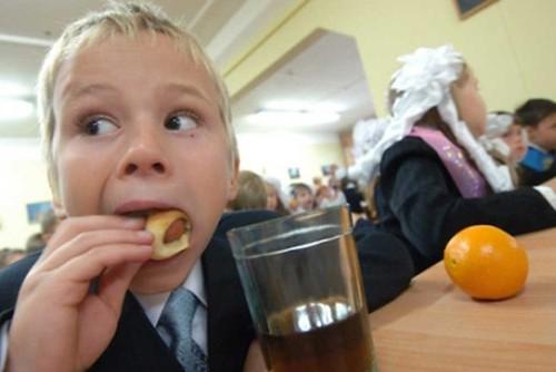 Солодкі мільйони дитячого харчування