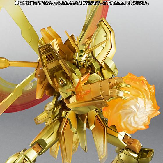 【台灣PB開賣!】真‧超級模式!金黃色的 神威鋼彈 明鏡止水Ver.