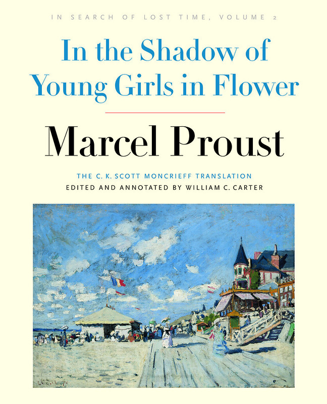 Delhi Proustians – First Look, William Carter's Annotated Edition of Proust's 2nd Volume