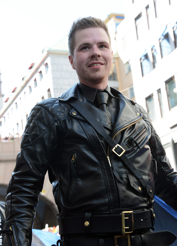 Gay In Leather Gallery - Gay - Xxx Photos-9751